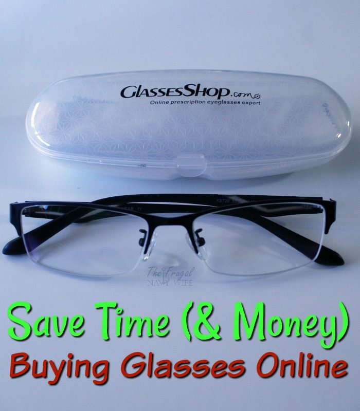 Save Time and Money Ordering Eyeglasses Online