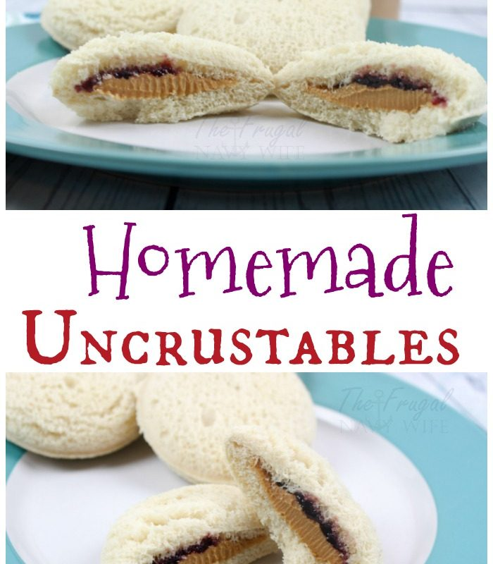 Amazing Homemade Uncrustables to Try Right Now