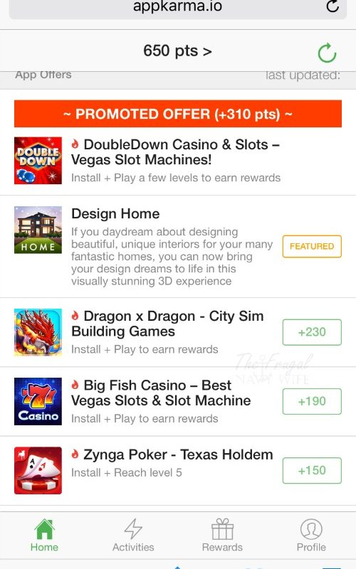 Get Paid to Play Games with AppKarma