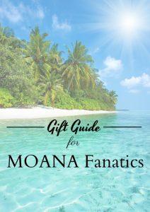 11 Fun Gift Ideas for the Disney Film Moana Fanatic