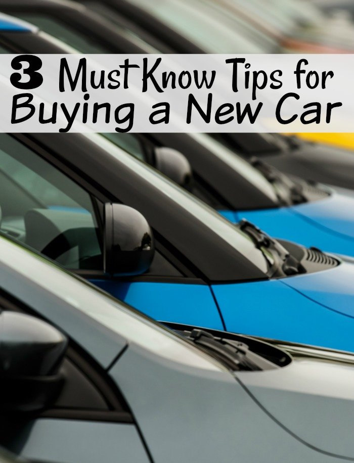 When you are looking at cars make sure you know these 3 tips for buying a new car. TrueCar can help you and military veterans save money buying a new car. Plus check out their DrivenToDrive program.