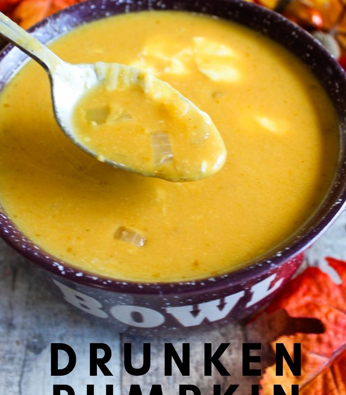 Drunken Pumpkin Soup Recipe