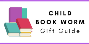 Children Book Worm Gift Guide