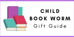Children Book Worm Gift Guide