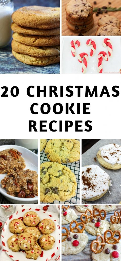 These are the best Christmas cookie recipes I have found! Make sure to get the kiddos involved after all what kid doesn't love Christmas cookies! #christmasbaking #christmascookies #christmasdesserts #frugalnavywife | Christmas Cookie Recipes | Christmas Cookies | Christmas Cookie Exchange Recipes | Christmas Baking Recipes