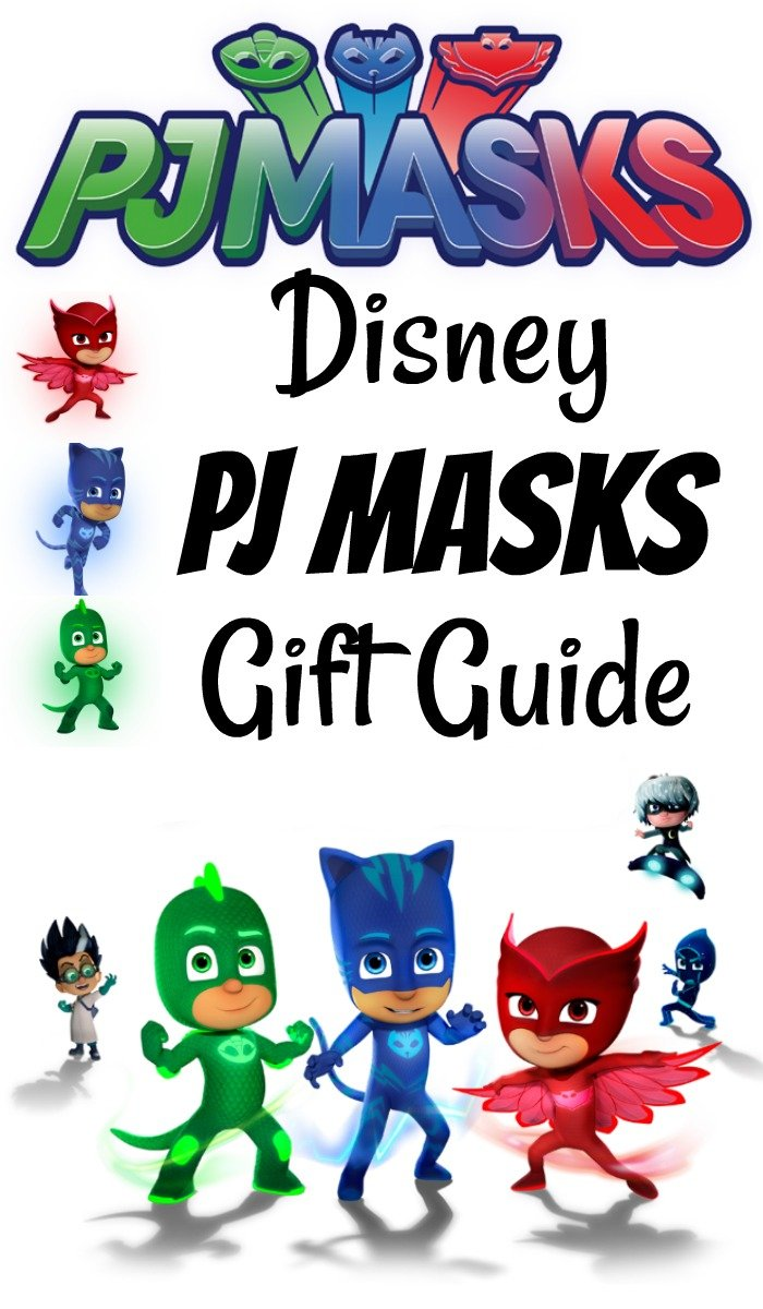 PJ Masks on Disney Jr is catching on pretty quick, kids every where are wanting to tansform into their new favorite superheroes. This kids gift guide is perfect for all the PJ Masks fan, and the adults looking to shop for them! #Giftguide #FrugalNavyWife #pjmasks #pjmasksowlette #pjmaskscatboy #pjmasksgekko #giftsforkids #holidayshoppingtips #holidayshoppingguide #giftguideforkids