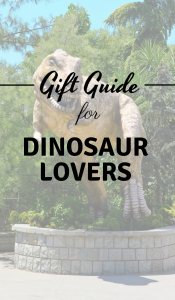 The Best Gifts for Dinosaur Lovers