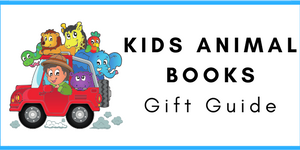 Kids Animal Book Gift Guide