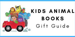 Kids Animal Book Gift Guide