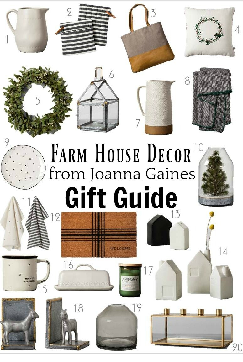 Have you seen Chip and Joanna Gaines (from HGTV's Fixer Upper) new farmhouse style decor line at Target? It's called Harth & Hand by Magnolia. #farmhousestyle #FrugalNavyWife #farmhousedecor #farmhousechic #FarmhouseKitchen #giftguides