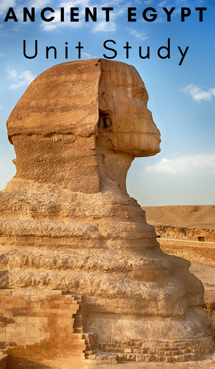 Spinx on Egypt