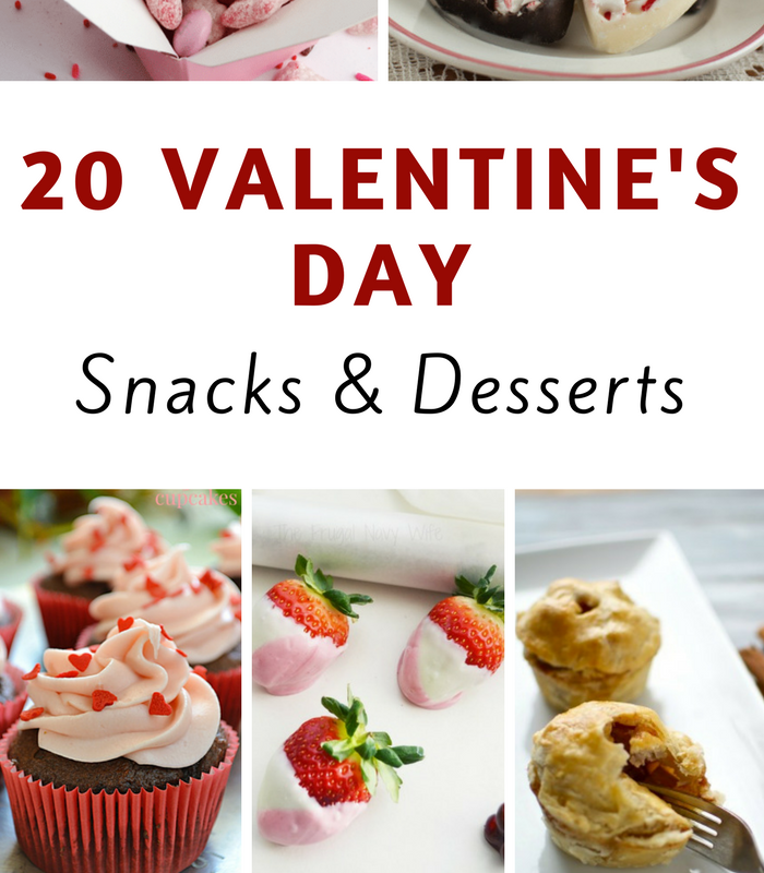 20 Valentine's Day Dessert Ideas