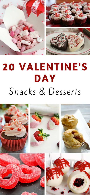valenines day dessert ideas round up
