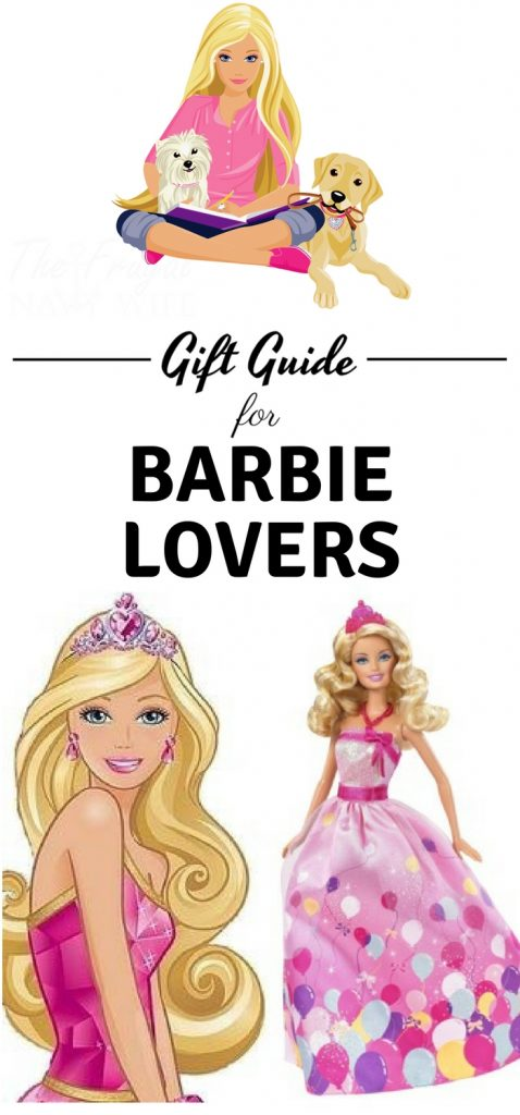 Barbie Gift Ideas