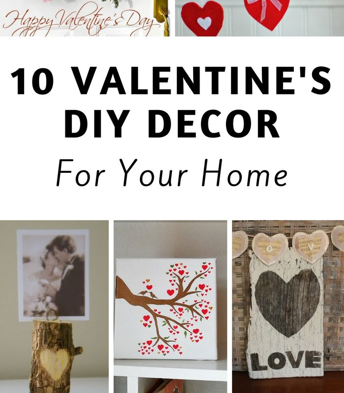 10 Valentine's Day Decorations For Your Home