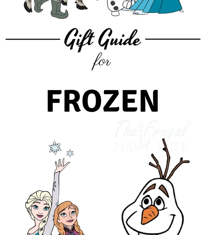 Disney's Frozen Gift Ideas