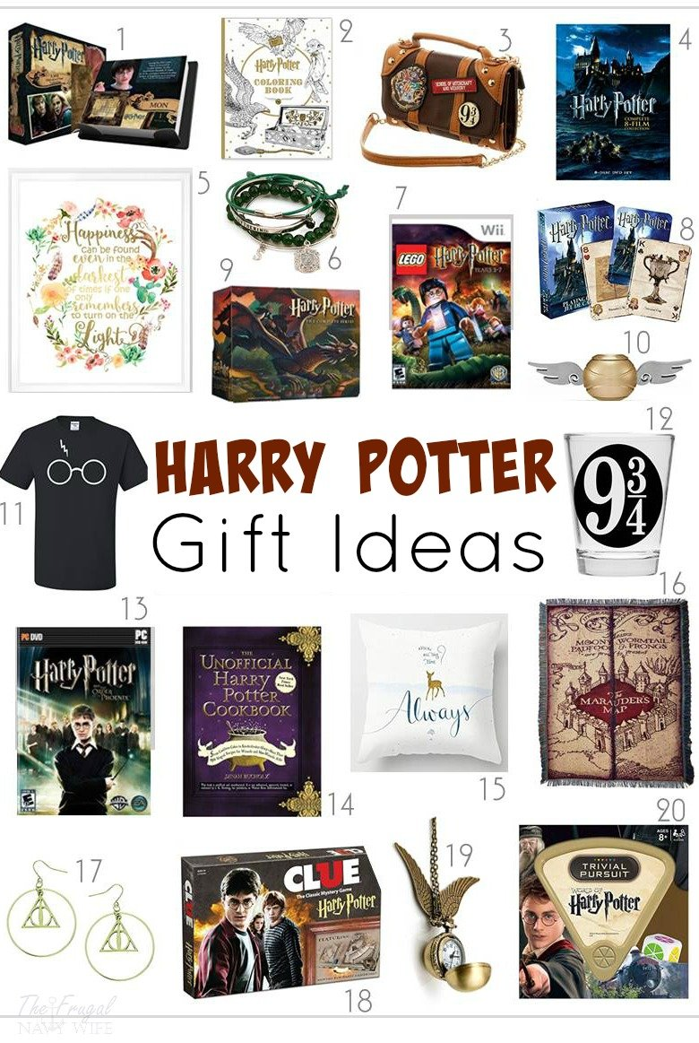 Gifts for Harry Potter Fans