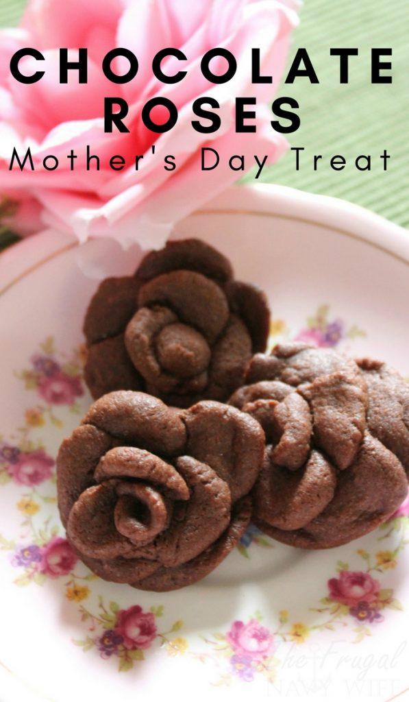 Rich Chocolate Roses Recipe