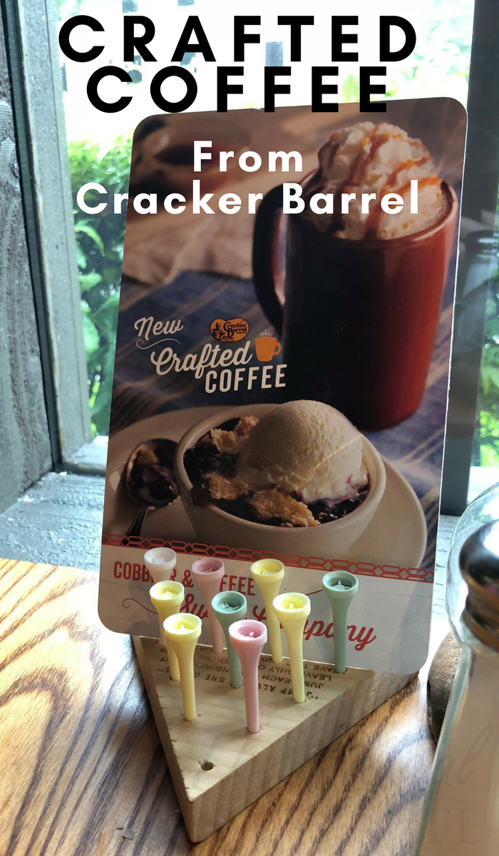 Crafted Coffee from Cracker Barrel