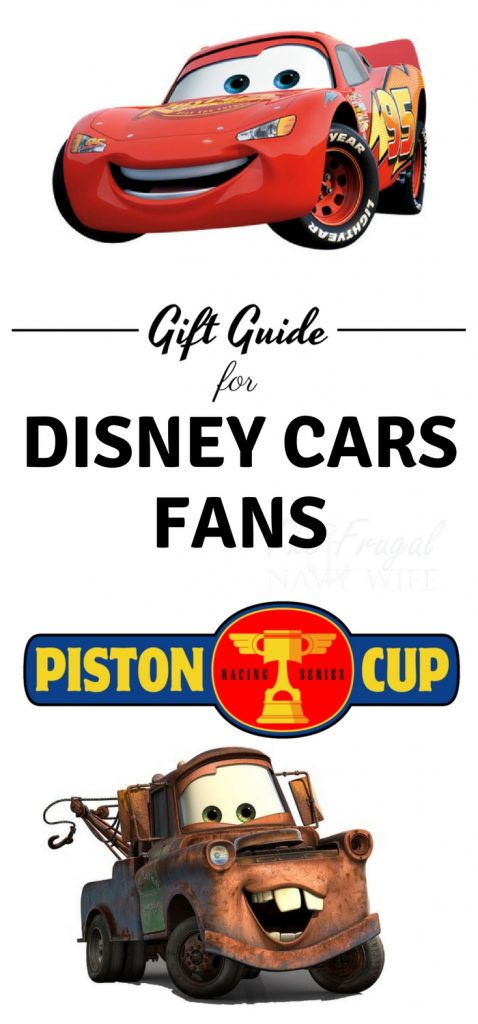 Disney Cars Gift Guide