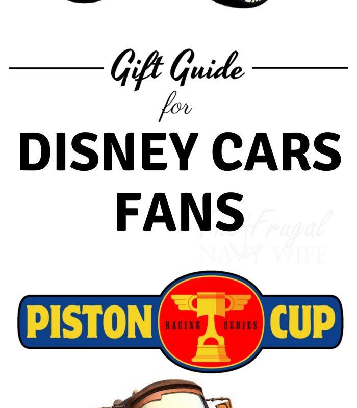 Disney Cars Gift Guide