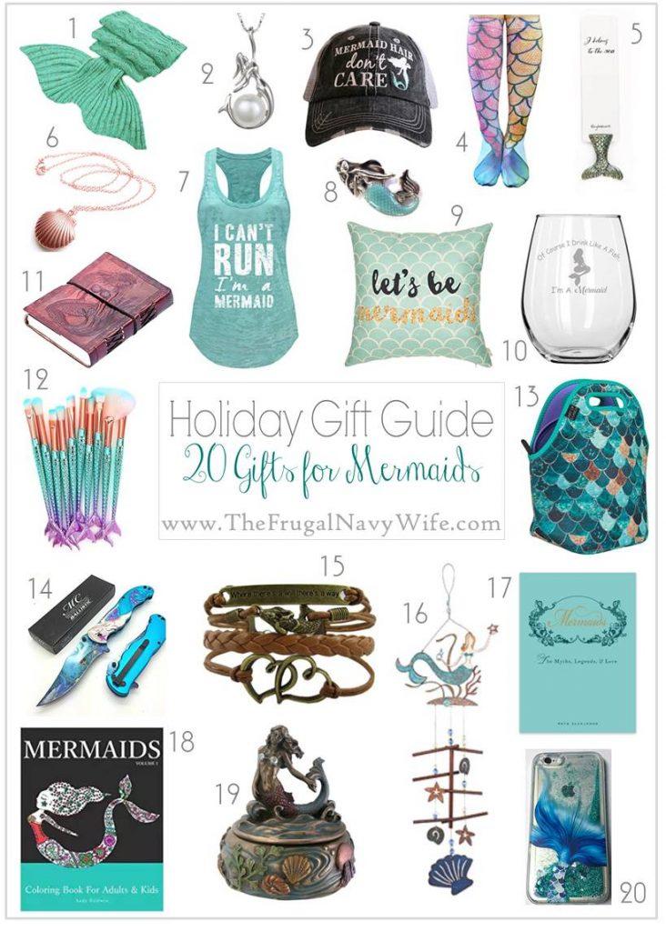 Mermaid Gift Guide