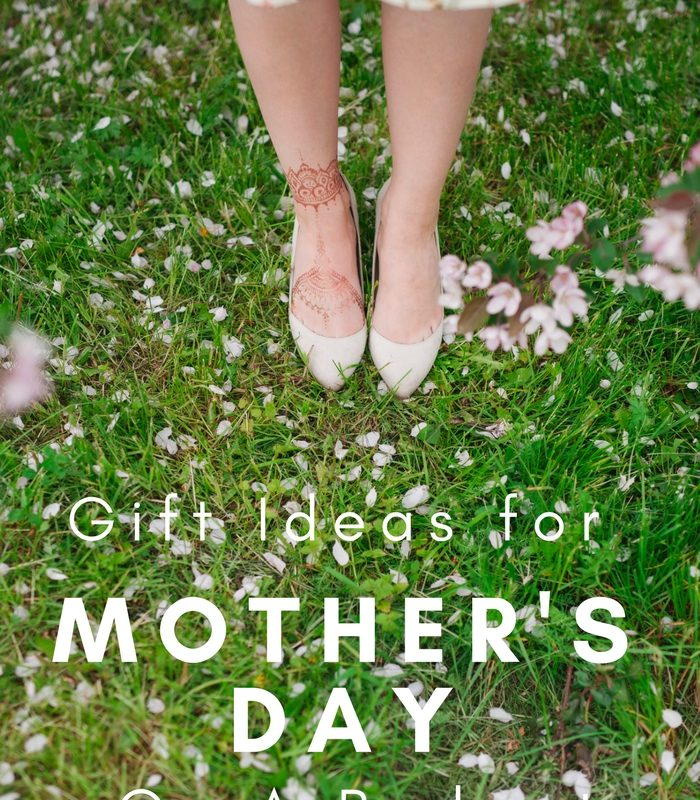 How We Are Saving Money on Mothers Day Presents