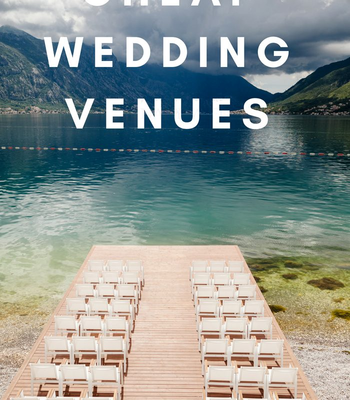 Save Money on the Wedding Venue – 17 Cheap Wedding Venue Ideas