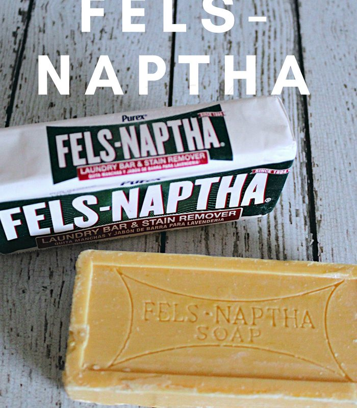 17 Uses for Fels Naptha That Will Change Your Life