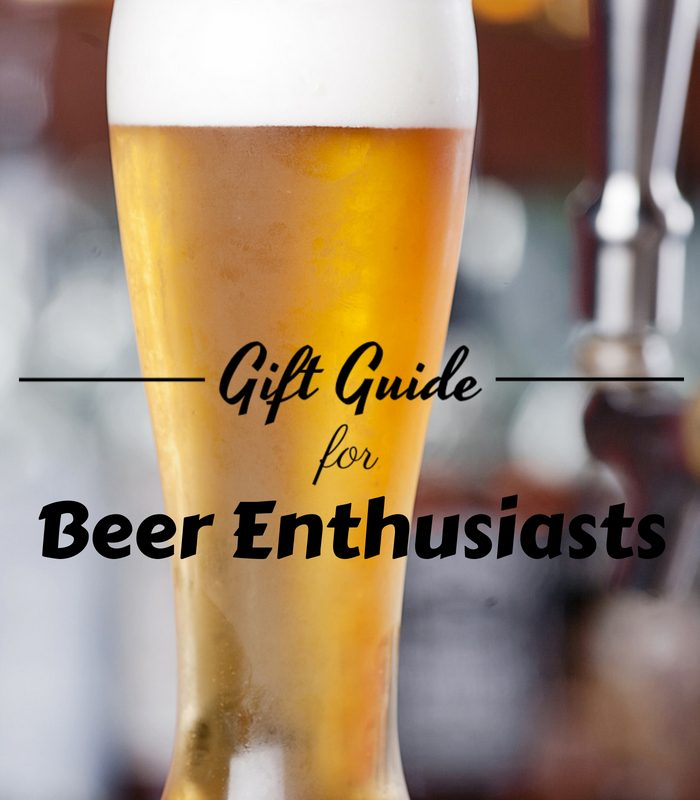 20 Perfect Beer Enthusiast Gifts They Will Love