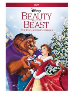Beauty And The Beast - The Enchanted Christmas (DVD)