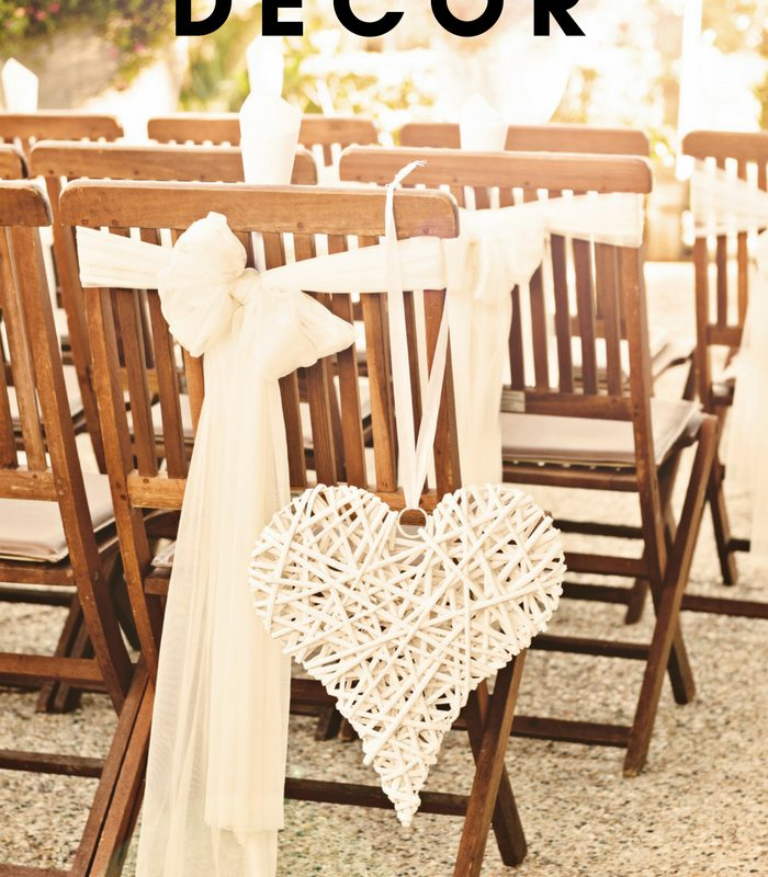 How to Save Money on the Your Wedding Ceremony Decor