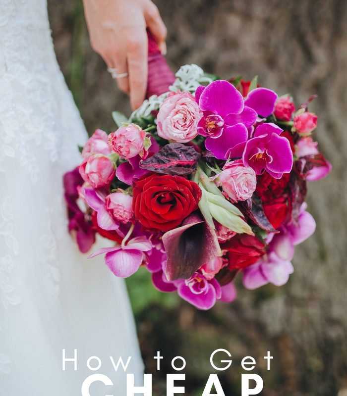 Top 5 Ways to Get Cheap Wedding Flowers (And Your Guests Will Never Know!)