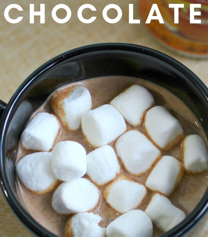 Easy Pumpkin Hot Chocolate Recipe