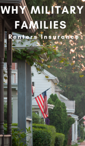 Why Military Families Need Renters Insurance