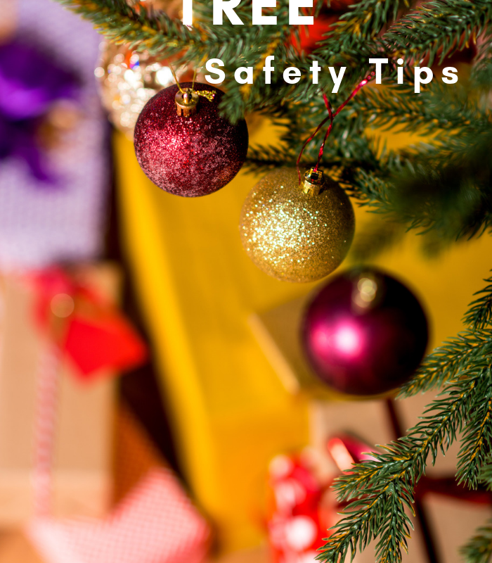 10 Christmas Tree Safety Tips