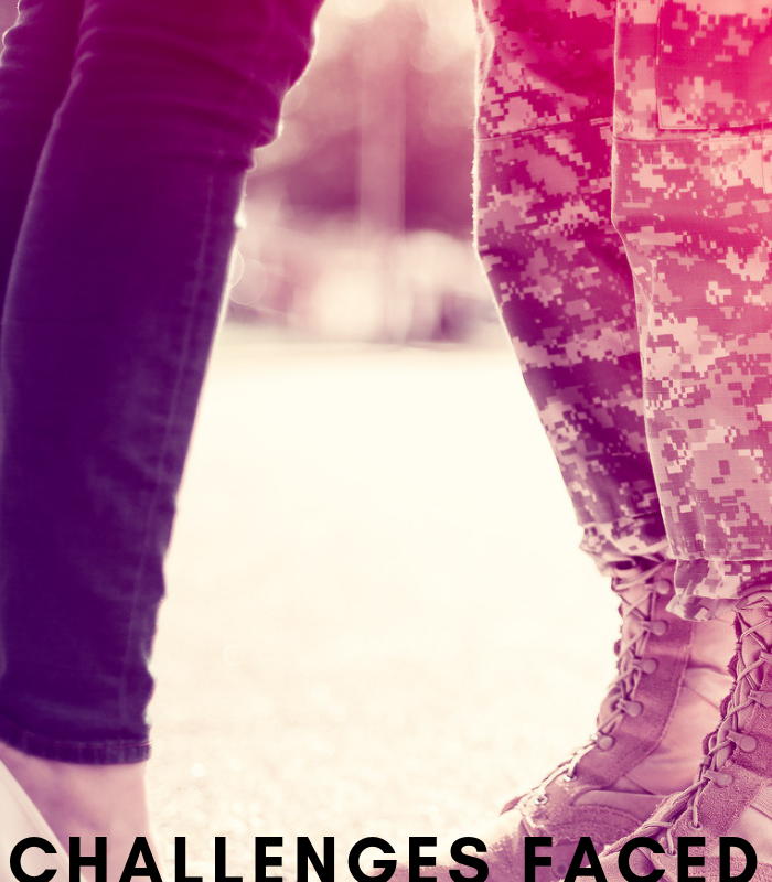 Challenges Faced by Military Spouses