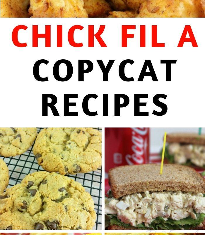 The Best Chick Fil A Copycat Recipes