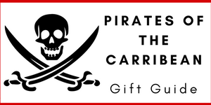 Pirates of the Carribean Gift Guide