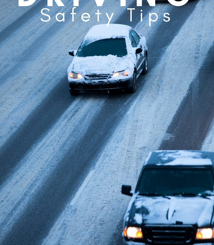 6 Winter Driving Tips