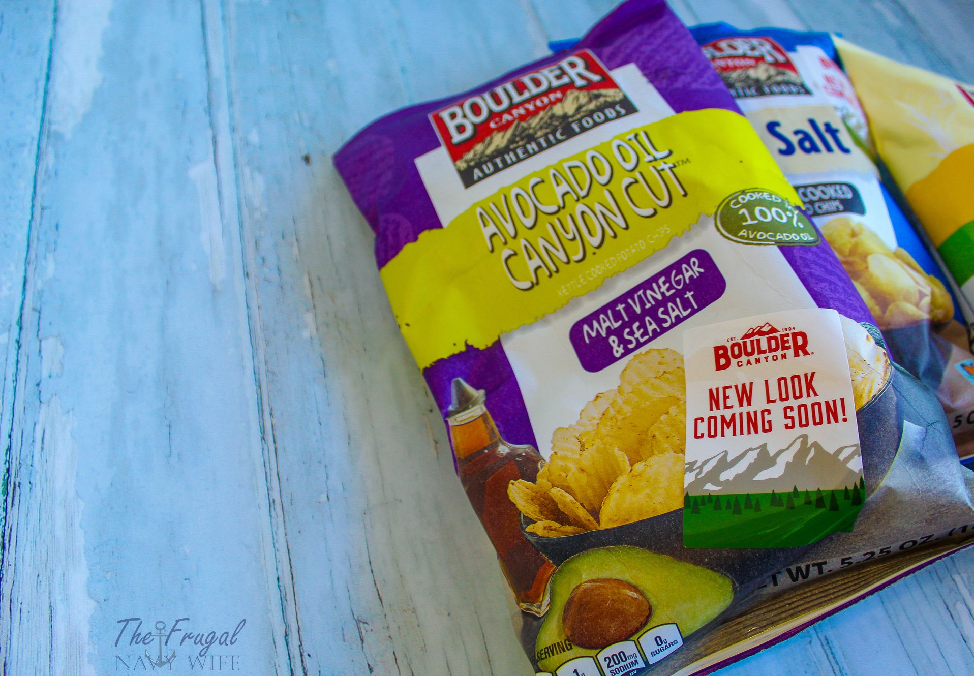 Better-For-You Snacks With Boulder Canyon Authentic Foods