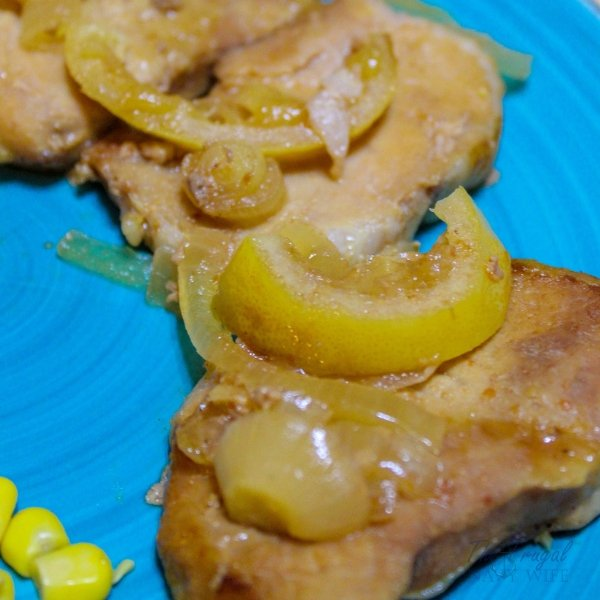 Easy Slow Cooked Pork Chops Recipe – Only 5 Ingredients!