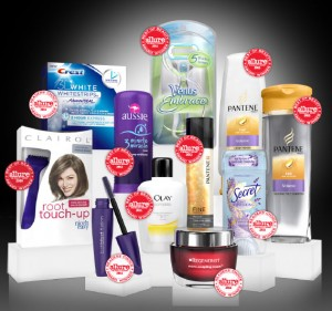 best in beauty rebate 300x281 New P&G Best in Beauty Rebate: Get $15 Back by Mail when You Spend $50