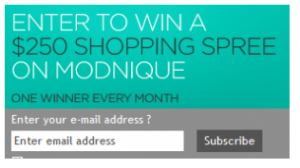 Modnique-Shopping-Spree