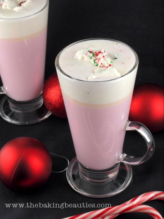 Candy Cane Non Alcoholic Drinks