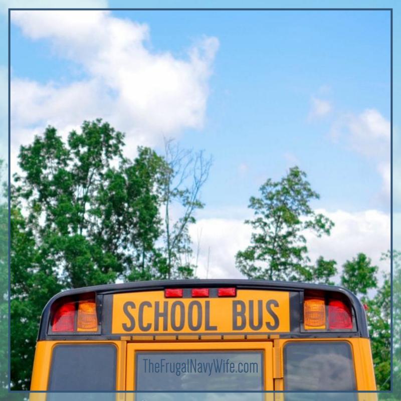 Time Saving Back to School Morning Tips