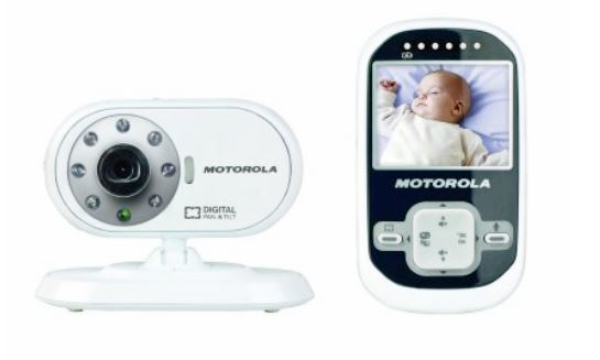 Motorola MBP26 Digital Wireless Video Baby Monitor Review