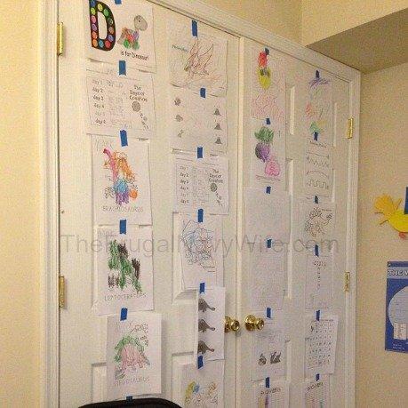 Homeschool Dinosaur Unit Study For Preschool and PreK Week 4 of 4