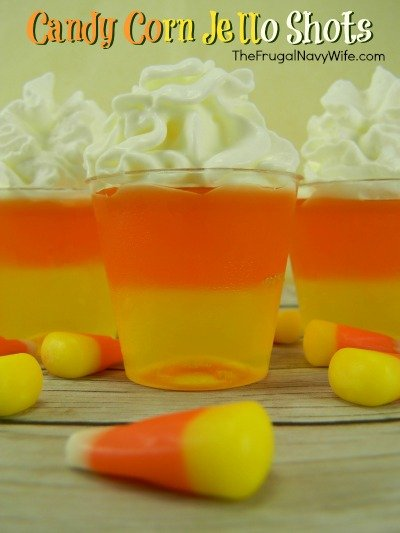 Corn Jello Shots