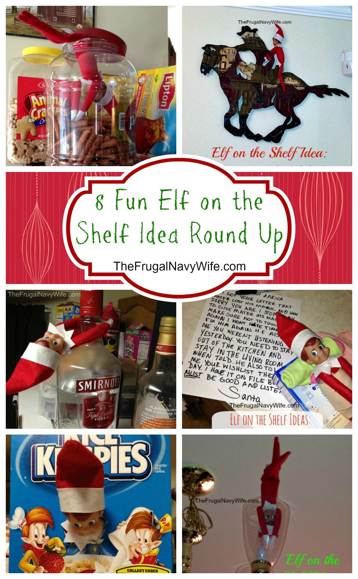 8fun elf round up